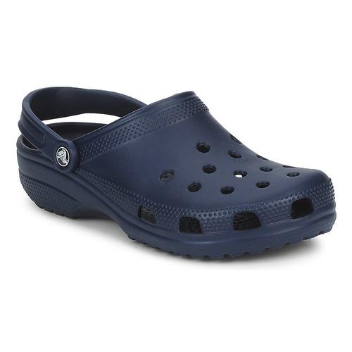 Sapatos Tamancos Crocs CLASSIC Marinho