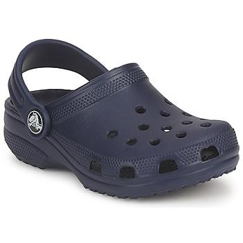 Sapatos Criança Chinelos Crocs CLASSIC KIDS Marinho