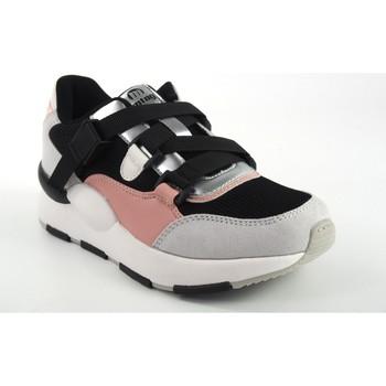 Sapatos Mulher Sapatilhas MTNG Senhora do esporte MustANG 69635 ne.ros Rosa