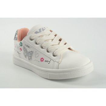 Sapatos Rapariga Sapatilhas Xti 57150 blanco