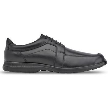 Sapatos Homem Sapatos Saguy's Saguys confortáveis sapatos de trabalho homens NEGRO