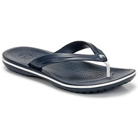 Sapatos Chinelos Crocs CROCBAND FLIP Marinho