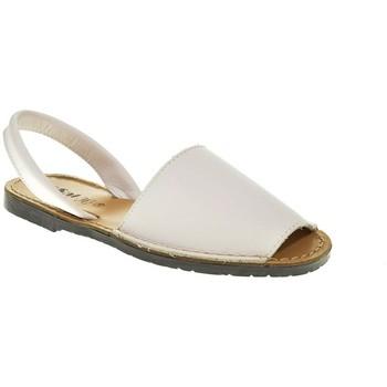 Sapatos Mulher Sandálias Duendy 350 Blanco