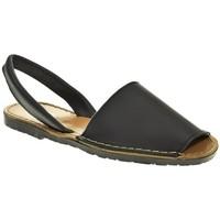 Sapatos Mulher Sandálias Duendy 350 Azul