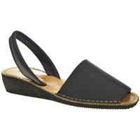 Sapatos Mulher Sandálias Duendy 1350 Azul