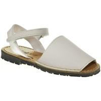 Sapatos Rapaz Sandálias Duendy 361 Blanco