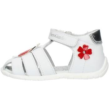 Sapatos Rapariga Sandálias Nero Giardini E018090F Branco