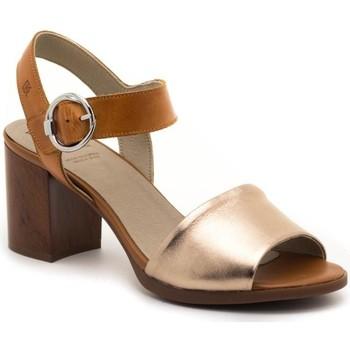 Sapatos Mulher Sandálias Dorking D8174-LATQ Castanho