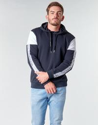 Textil Homem Sweats Armani Exchange 6HZMFD Preto / Branco