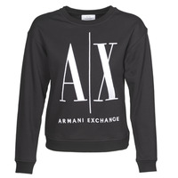 Textil Mulher Sweats Armani Exchange 8NYM02 Preto