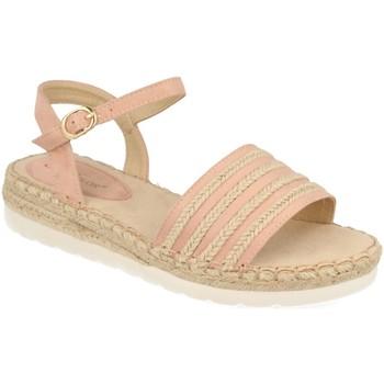 Sapatos Mulher Sandálias Suncolor 9085 Rosa