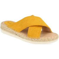 Sapatos Mulher Chinelos Suncolor 9082 Amarillo