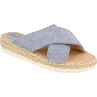 Sapatos Mulher Chinelos Suncolor 9082 Jeans