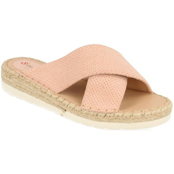 Sapatos Mulher Chinelos Suncolor 9082 Rosa