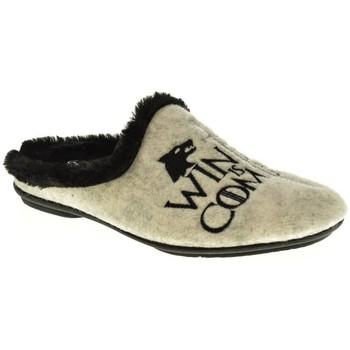 Sapatos Mulher Chinelos Garzon 5070 Negro