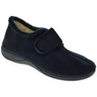 Sapatos Mulher Chinelos Calzamur 1106 Azul