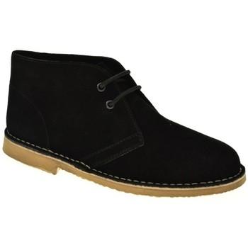Sapatos Homem Botas baixas Taum 514 Negro