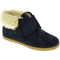 Sapatos Rapaz Botas de neve Tokolate 2207 Azul
