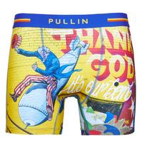Roupa de interior Homem Boxer Pullin FASHION LYCRA Multicolor
