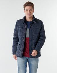 Textil Homem Jaquetas Deeluxe BELIEVE Marinho