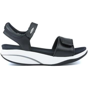 Sapatos Mulher Sandálias Mbt SANDALS MALIA W BLACK NAPPA