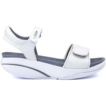 Sapatos Mulher Sandálias Mbt SANDALS MALIA W WHITE NAPPA