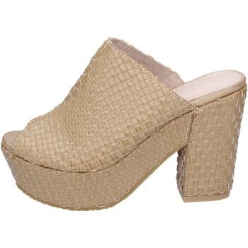 Sapatos Mulher Sandálias Sara Lopez Sandálias BN797 Bege