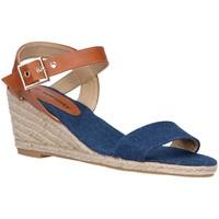 Sapatos Mulher Alpargatas Top Way B807743-B6600 Azul