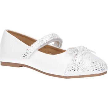 Sapatos Rapariga Sabrinas Happy Bee B142290-B1758 Blanco