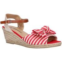 Sapatos Mulher Alpargatas Top Way B269193-B6600 Rojo