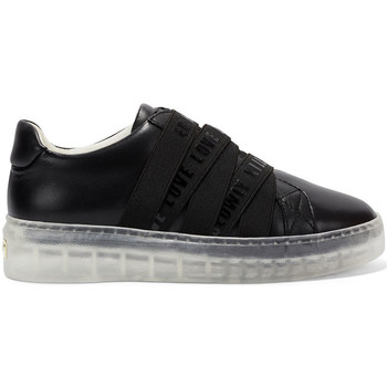 Sapatos Mulher Sapatilhas Ed Hardy - Overlap low top black Preto