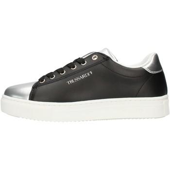 Sapatos Mulher Sapatilhas Trussardi 79A004789Y099999 Preto