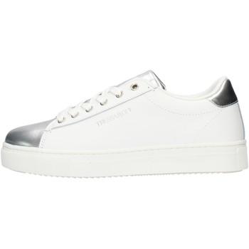 Sapatos Mulher Sapatilhas Trussardi 79A004789Y099999 Branco
