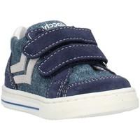 Sapatos Criança Sapatilhas Balocchi 103293 Azul