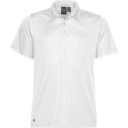 Textil Homem Polos mangas curta Stormtech PG-1 Branco