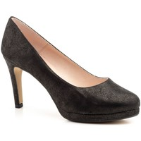 Sapatos Mulher Escarpim Jennifer Pallares Sandalia de vestir de mujer by Jenifer Pallares Noir