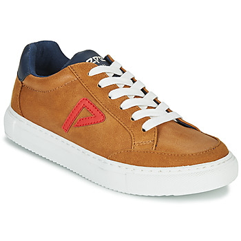 Sapatos Rapaz Sapatilhas Pepe jeans ADAM ARCHIVE Camel