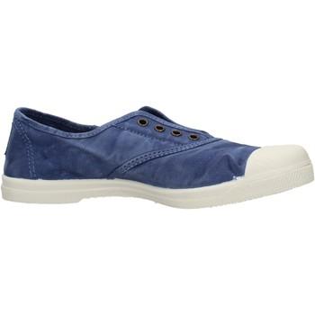 Sapatos Rapaz Sapatilhas Natural World - Sneaker blu 102E-628 BLU