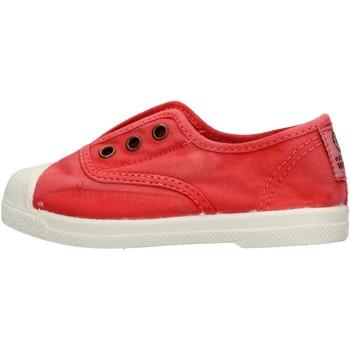 Sapatos Rapaz Sapatilhas Natural World - Scarpa elast rosso 470E-652 ROSSO