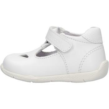Sapatos Rapariga Sapatos Balocchi - Occhio di bue bianco 101149 BIANCO