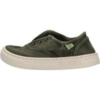 Sapatos Rapaz Sapatilhas Natural World - Sneaker verde 6470E-622 VERDE
