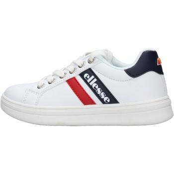 Sapatos Rapaz Sapatilhas Ellesse - Maximilian bianco/blu ES0017S0032 BIANCO