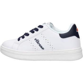 Sapatos Rapaz Sapatilhas Ellesse - Kemp bco/blu ES0014S0032 BIANCO