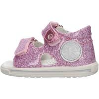 Sapatos Rapariga Sandálias Falcotto - Sandalo rosa NEMO-0M02 ROSA