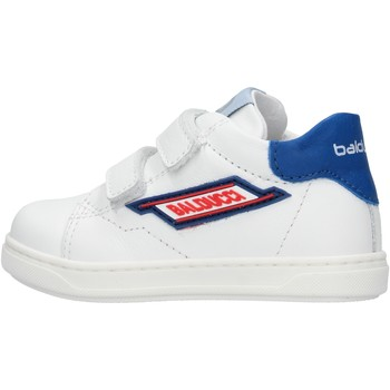 Sapatos Rapaz Sapatilhas Balducci - Sneaker bianco MSPO3350 BIANCO