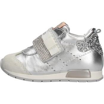 Sapatos Rapariga Sapatilhas Balducci - Polacchino argento CSPO3853 ARGENTO