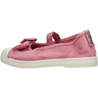 Sapatos Rapariga Sapatilhas Natural World - Ballerina rosa 473E-603 ROSA