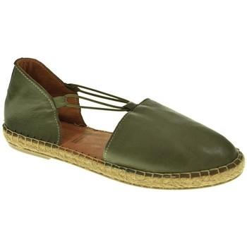 Sapatos Mulher Alpargatas Isteria 20570 Verde