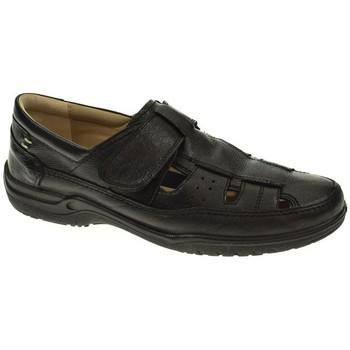 Sapatos Homem Sandálias Luisetti 19501 Negro