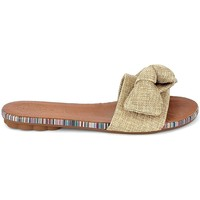 Sapatos Mulher Chinelos Porronet Sandale 2508 Taupe Cinza